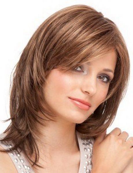 Coupe Cheveux Mi Long Femme Cheveux Epais