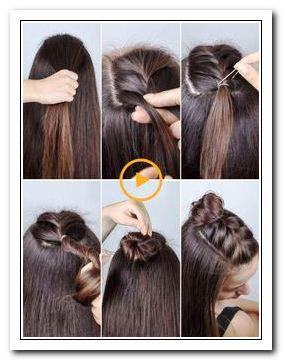 Attacher Cheveux Courts Sport