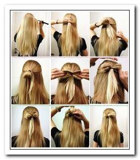 Coiffure Facile Cheveux Court A Faire Soi-Meme
